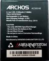 Archos 50E Helium (AC50EHE) 2100mAh Li-ion, оригинал