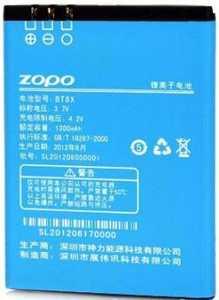Zopo ZP500 (BT8X) 1300mAh Li-ion, оригинал