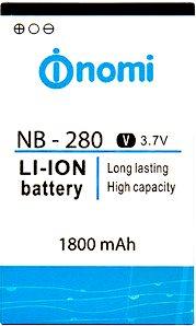 Nomi i280 (NB-280) 1800mAh Li-ion, оригинал