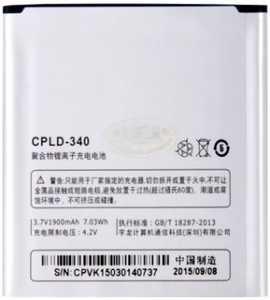 Coolpad (CPLD-340) 1900mAh Li-polymer, оригинал