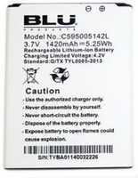 Blu (C595005142L) 1420mAh Li-ion, оригинал