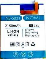 Nomi i5031 (NB-5031) 2150mAh Li-ion, оригинал