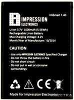Impression (A401) 1500mAh Li-ion, оригинал