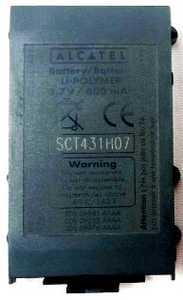 Alcatel OT 511 (3DS06941AAA) 600mAh Li-polymer 3.7V, оригинал