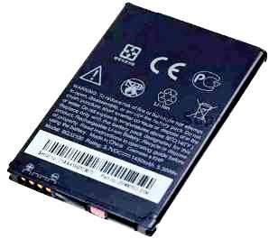 HTC BA S530 (BG32100) 1450mAh Li-ion 5.36Wh, оригинал