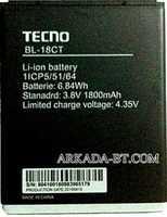 Tecno Y3 (BL-18CT) 1800mAh Li-ion, оригинал