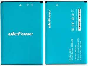 Ulefone (3019) 3000mAh Li-ion, оригинал