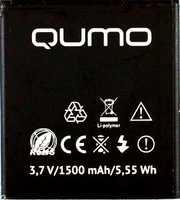 Qumo (503) 1500mAh Li-polymer, оригинал