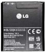 LG Optimus L9 (BL-53QH) 2150mAh Li-ion 8.2Wh, оригинал