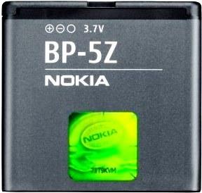 Nokia 700 (BP-5Z) 1080mAh Li-polymer 4.0Wh, оригинал
