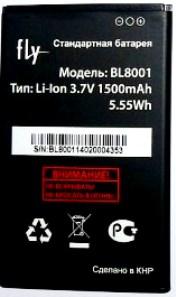 Fly IQ4490 (BL8001) 1500mAh Li-ion, оригинал