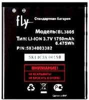 Fly IQ4404 (BL3805) 1750mAh Li-ion, оригинал