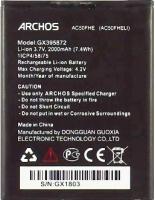 Archos 50f Helium (AC50FHE) 2000mAh Li-ion, оригинал