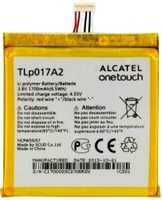 Alcatel OT 6012 (TLp017A2) 1700mAh Li-polymer, оригинал