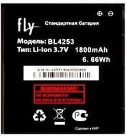 Fly IQ443 (BL4253) 1800mAh Li-ion, оригинал