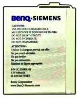 Siemens Benq E61 (EBA-162) 840mAh Li-polymer, оригинал