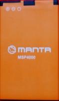 Manta (MSP4008) 1000mAh li-ion, оригинал