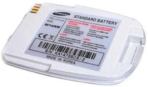 Samsung E350 (BST4208SE) 900mAh Li-ion, оригинал