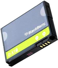 BlackBerry D-X1 (BAT-17720-002) 1400mAh Li-ion, оригинал.