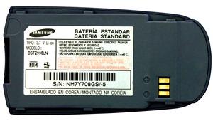 Samsung C230i (BST2998TE) 800mAh Li-ion оригинал