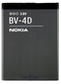 Nokia 808 (BV-4D) 1320mAh Li-ion 5.0Wh, оригинал