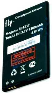 Fly IQ245 (BL4237) 1300mAh Li-ion, оригинал