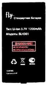 Fly DS110 (BL4301) 1200mAh Li-ion, оригинал
