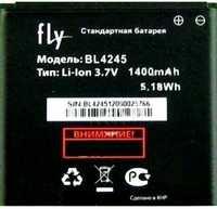 Fly IQ256 (BL4245) 1400mAh Li-ion, оригинал