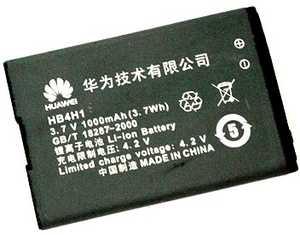 Huawei G6600 (HB4H1) 1000mAh Li-ion, оригинал