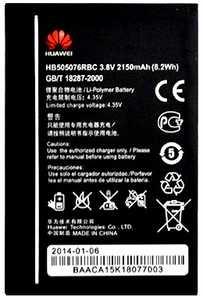 Huawei G710 (HB505076RBC) 2150mAh Li-polymer, оригинал