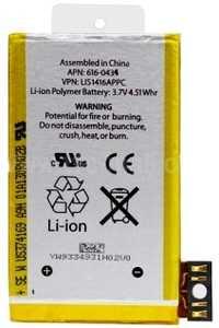 iPhone 3G/3GS (616-0431) 1220mAh Li-Polymer 4.51Wh, оригинал