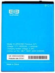 Elephone (G7) 2650mAh Li-polymer, оригинал