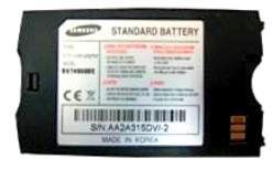 Samsung Х700i (BST4609BE) 800mAh Li-Polymer оригинал