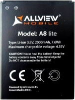 Allview (A8 Lite) 2000mAh Li-ion, оригинал