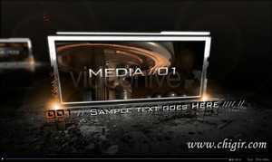 Русский перевод Unlimited XML AS3 Website Template Portfolio V2