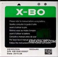 X-BO M8 (KB365250A) 1800mAh Li-ion, оригинал
