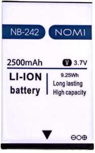 Nomi (NB-242) 2500mAh Li-ion, оригинал
