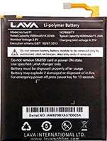 Lava (iris Fuel F1) 4000mAh Li-polymer, оригинал