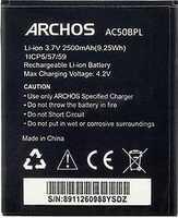 Archos 55B Platinum (AC55BPL) 2500mAh Li-ion, оригинал
