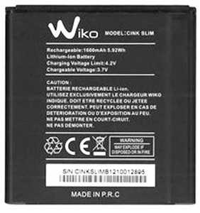 Wiko (CINK SLIM) 1600mAh Li-ion, оригинал