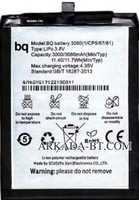 BQ (BQ Aquaris U Lite) 3080mAh Li-polymer, оригинал