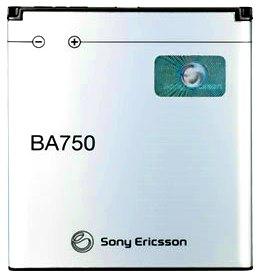 Sony-Ericsson BA750 (1237-5348) 1500mAh Li-Polymer 5.6Wh, оригинал