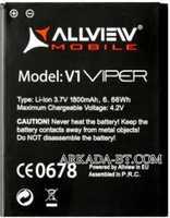 Allview (V1 Viper) 1800mAh Li-ion, оригинал