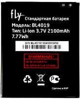 Fly IQ446 (BL4019) 2100mAh Li-ion, оригинал