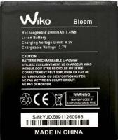 Wiko (Bloom) 2000mAh Li-ion, оригинал