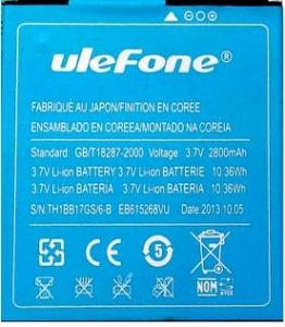 Ulefone (P6) 2800mAh Li-ion, оригинал
