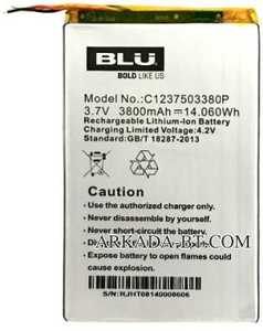 Blu (C1237503380P) 3800mAh Li-ion, оригинал