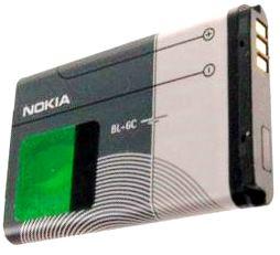 Nokia E70i (BL-6C) 1150mAh Li-ion 4.2Wh, оригинал