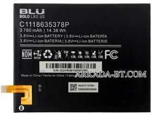 Blu (C1118635378P) 3780mAh Li-ion, оригинал