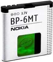Nokia E51i (BP-6MТ) 1050mAh Li-polymer 3.9Wh, оригинал